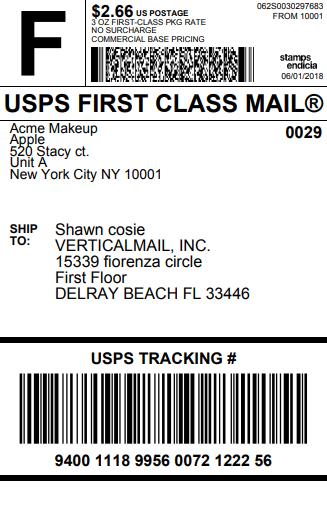 USPS shipping plugin