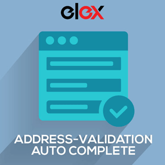 ELEX Address Validation and Auto-Complete Plugin for WooCommerce | Logo