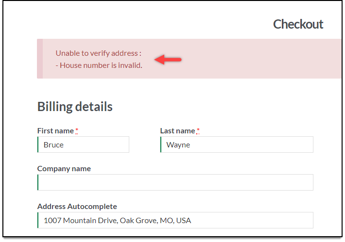 ELEX Address Validation & Google Address Autocomplete | Enforce Address Validation