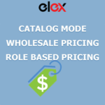 ELEX WooCommerce Catalog Mode Role Based Pricing Plugin | Logo