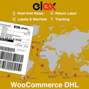 ELEX WooCommerce DHL Shipping Plugin | Logo