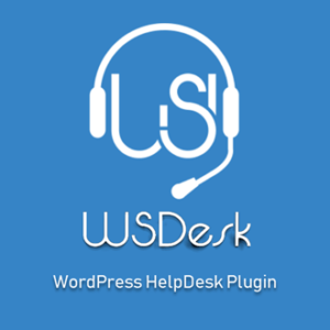 WSDesk-WordPress-HelpDesk-Plugin | Logo