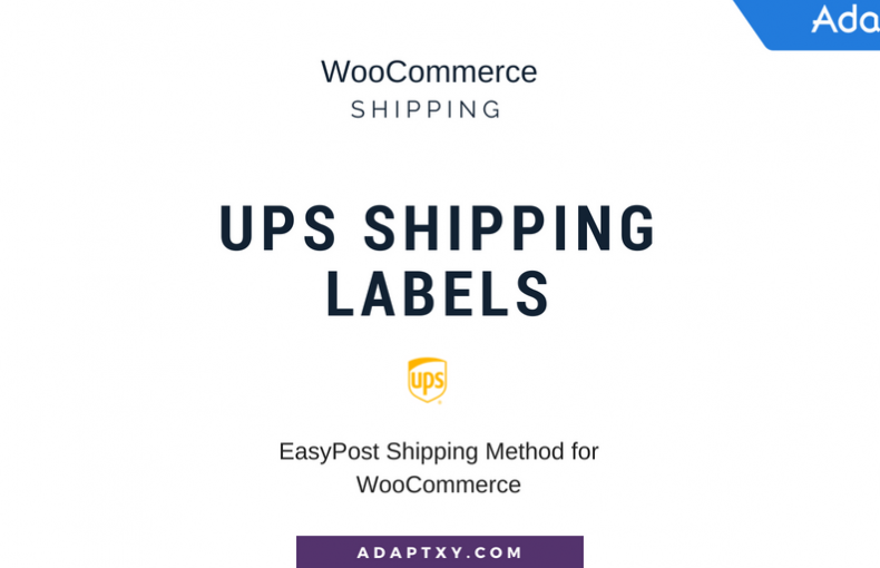 EasyPost Shipping Method for WooComemrce