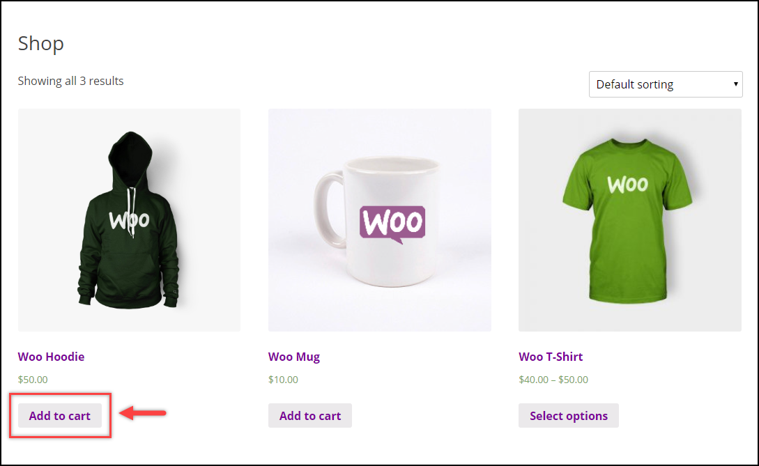 WooCommerce Remove Add to Cart   Add to Cart for Specific product
