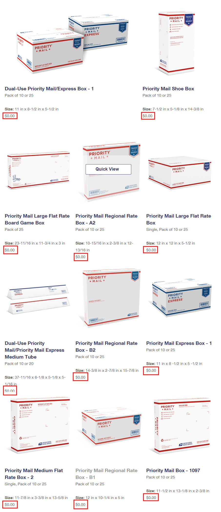 Usps Flat Rate Box Shipping Sizes And Price Breakdown How To Enable Flat Rate Boxes On Woocommerce Elextensions
