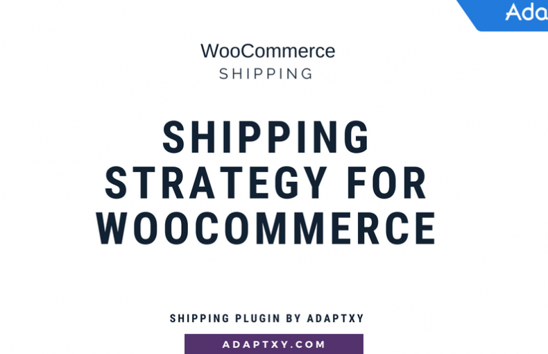 shipping strategy woocommerce