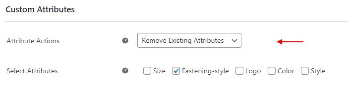 ELEX WooCommerce Advanced Bulk Edit Products, Prices & Attributes | Bulk Edit custom attributes