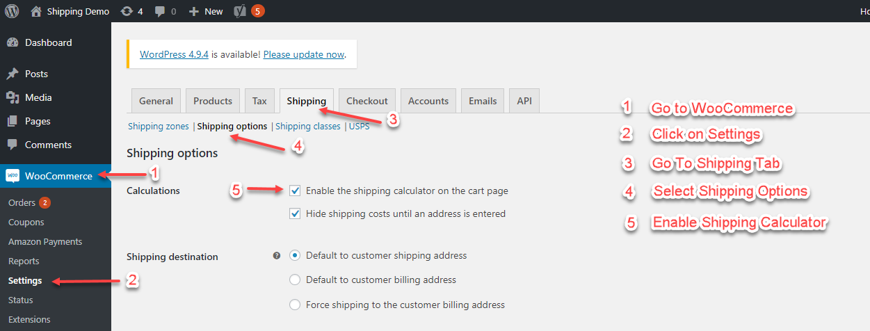 Troubleshooting WooCommerce USPS Shipping Plugin