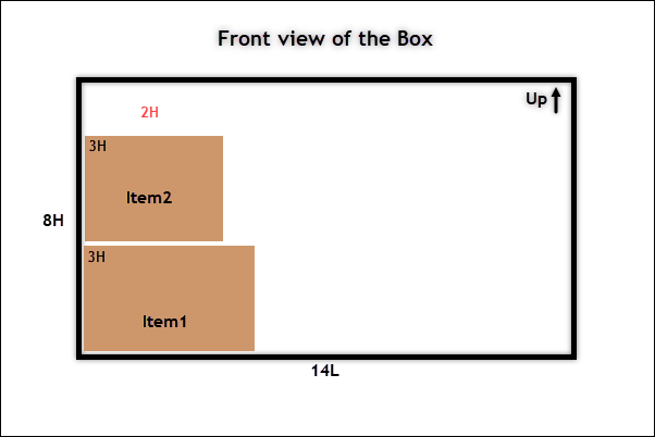 WooCommerce Stamps.com   Step2   Case3 - Taking Height