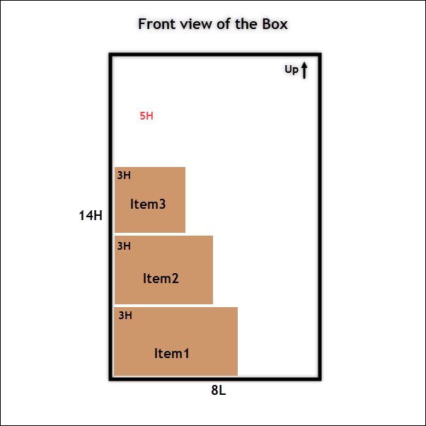 WooCommerce Stamps.com   Step3   Case3 - Taking Height