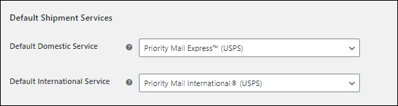 ELEX EasyPost (FedEx, UPS, Canada Post & USPS) Shipping & Label Printing Plugin for WooCommerce | Default Shipment Services