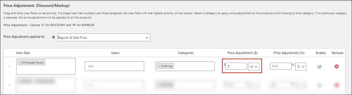 ELEX WooCommerce Catalog Mode, Wholesale & Role Based Pricing | Price adjustments for Wholesale buyers