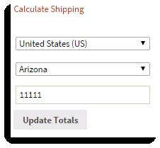 Update Postal Code