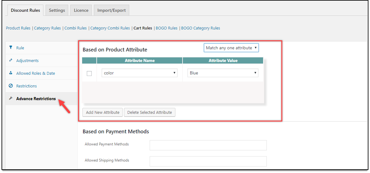 WooCommerce Dynamic Pricing & Discounts | Based on Product Attribute