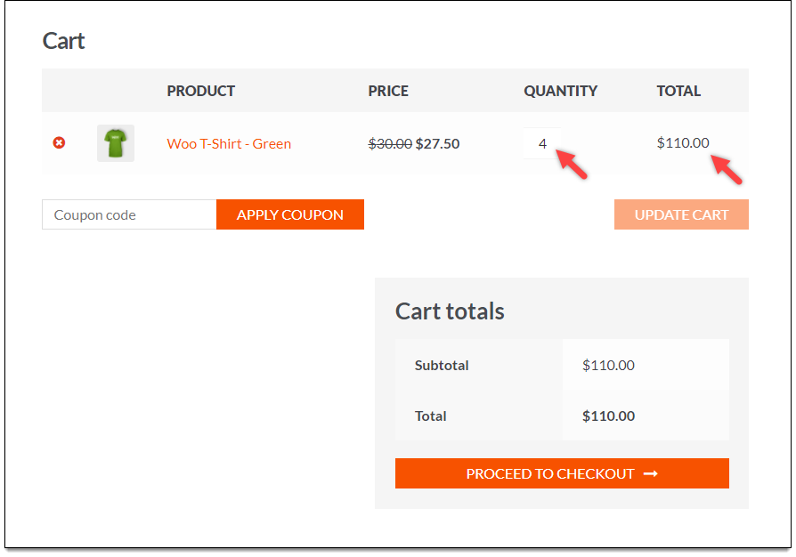 WooCommerce Dynamic Pricing | Maximum discount limit reached