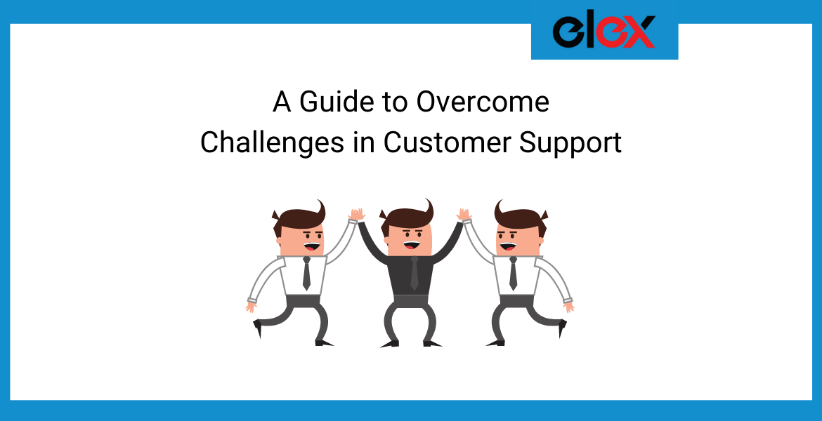 Overcome Challenges in Customer Support Banner