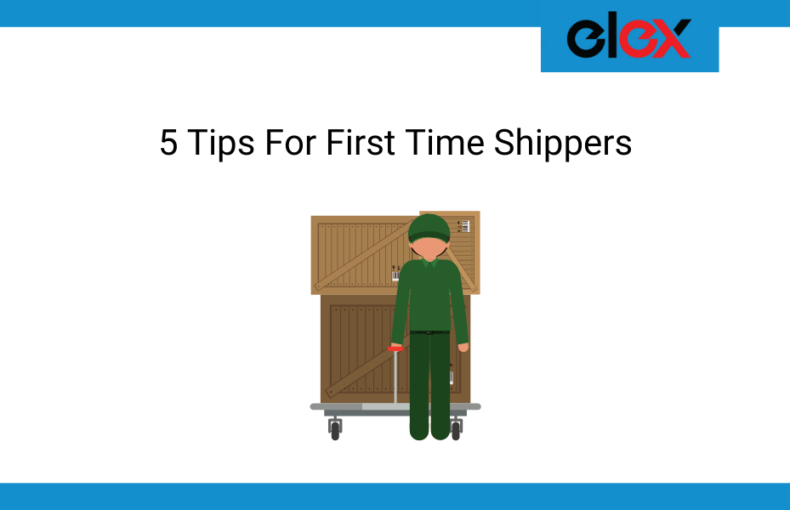Tips For First Time Shippers Banner