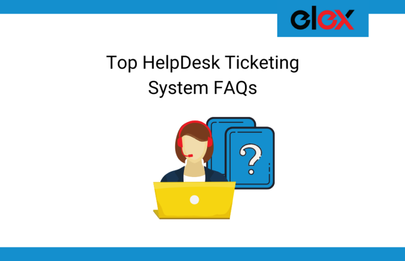 Top HelpDesk Ticketing System FAQs Banner