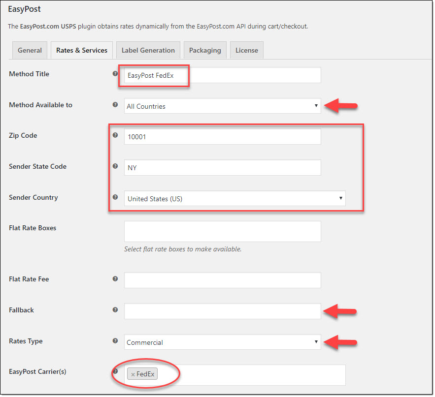 How To Automate WooCommerce FedEx Shipping & Print Label
