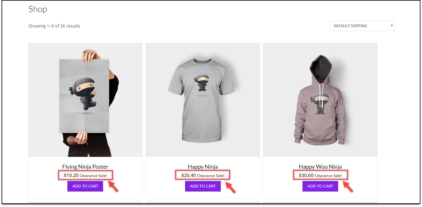 WooCommerce Product Price Suffix | Product Price Suffix for Customers