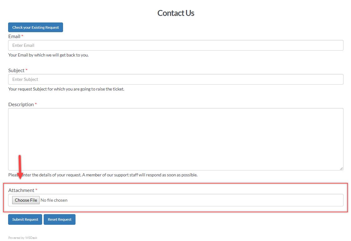 ELEX WordPress HelpDesk & Customer Ticketing System   Attachment Support