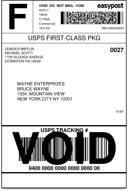 Usps Return Label >> Easypost Woocommerce Ups Usps Fedex Return Label Add On