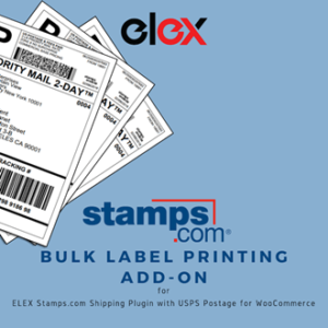 ELEX WooCommerce Stamps.com USPS Bulk Label Printing Add-On | Logo