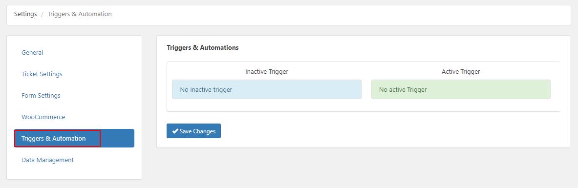 ELEX WordPress HelpDesk & Customer Ticketing System   Triggers and Automation