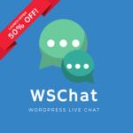 WSChat Launch Offer   Logo