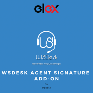 WSDesk Agent Signature Add-On | Logo