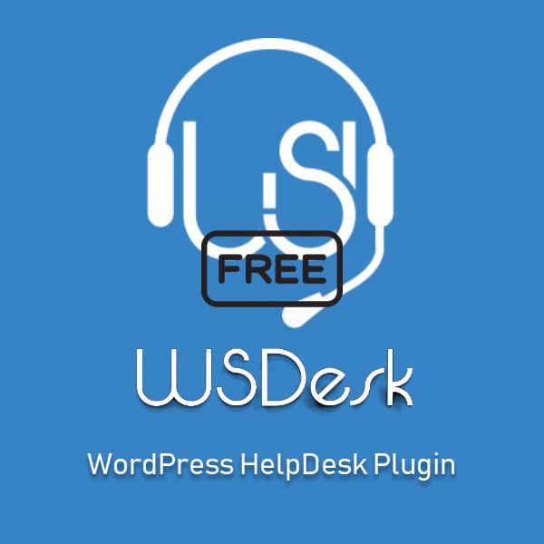 WSDesk - ELEX WordPress Helpdesk Plugin (Free Version) - ELEX