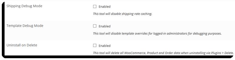 Configure ELEX Box Dimensions | WooCommerce System Status