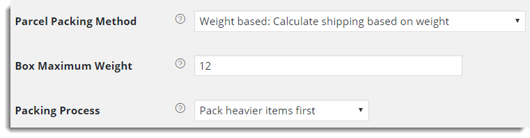 Pack Items by Weight | Weight-based Packing Method
