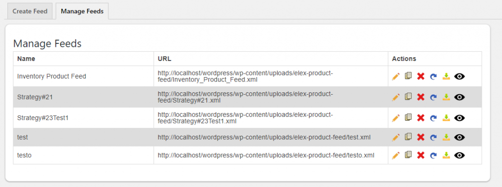 WooCommerce Google Product Feed Batch Manage ELEX Google Product Feed Plugin