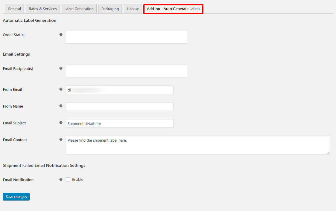 Automatically Send Usps Tracking Number In Woocommerce Order