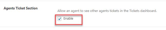 Agent Ticket | WordPress Helpdesk plugin