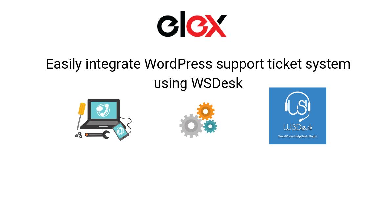 WSDesk integrate