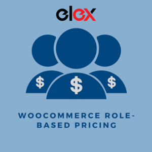 ELEX WooCommerce Role-Based Pricing Plugin Logo