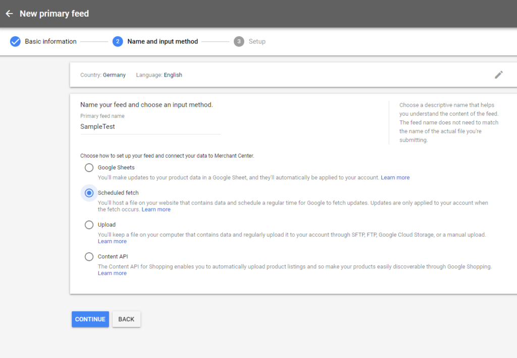 Upload Methods|Google Merchant Center| WooCommerce Google Product Feed