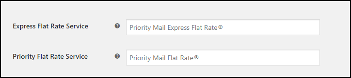 WooCommerce USPS eVS Shipping Label | Express and Priority Flat Rate Service labels