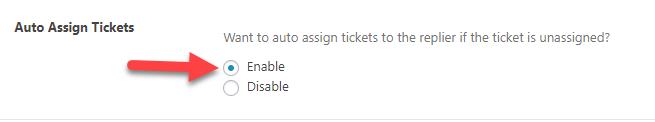 Auto Assign Ticket | WordPress Helpdesk Plugin