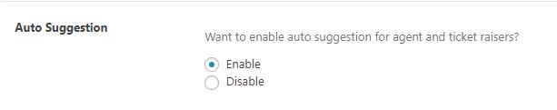 AutoSuggestion | WordPress Helpdesk Plugin