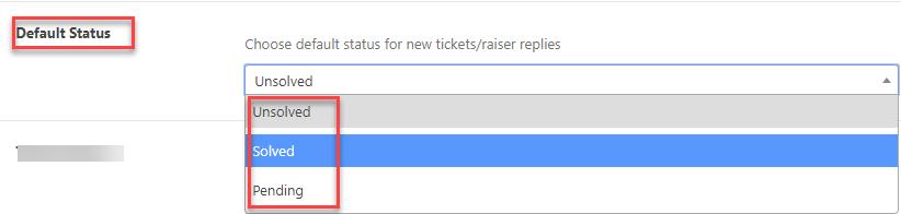 Ticket Status | WordPress Helpdesk Plugin