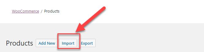 IMPORT product | WooCommerce Google Shopping