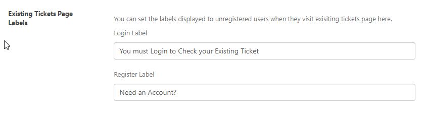 Existing Tickete Redirect | WordPress Helpdesk Plugin