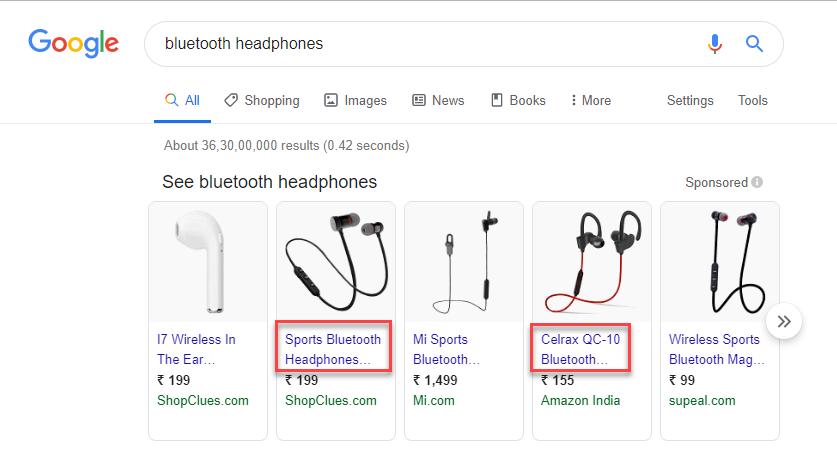 Title Description|WooCommerce Google Shopping