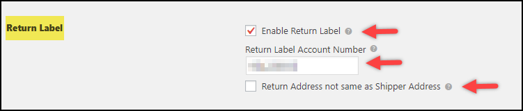 Customizing DHL Shipping Label | Enabling DHL Return Label Generation