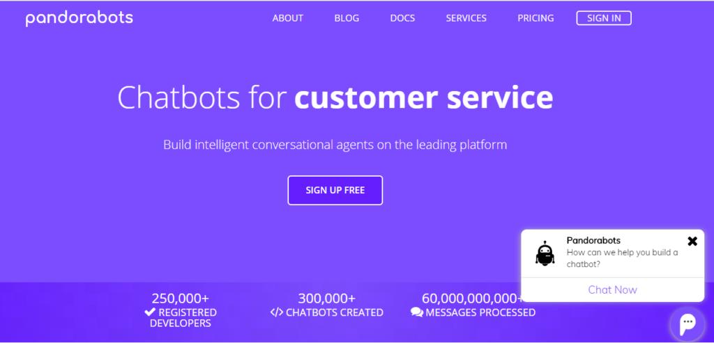 Pandorabots || Chatbots || Livechats