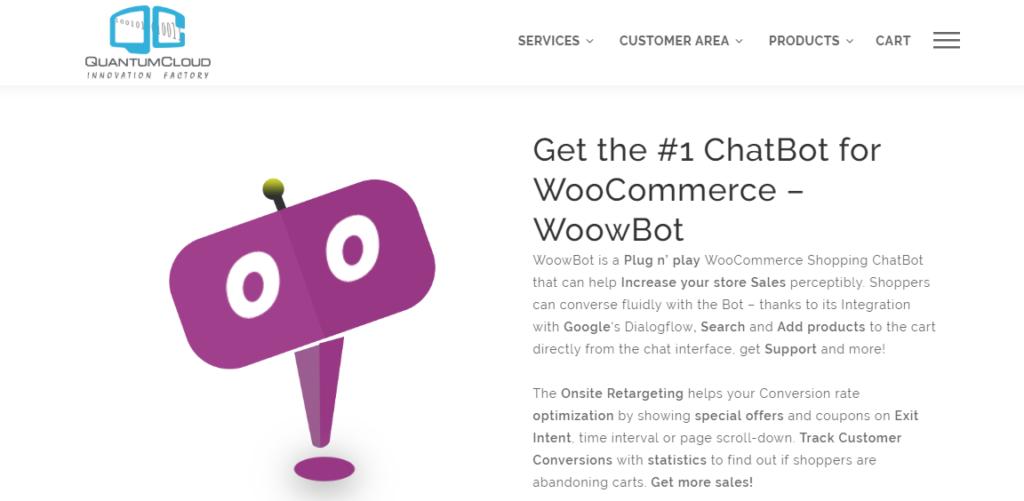 woowBot || Chat bot
