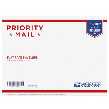 Priority Mail || USPS Flat rate boxes